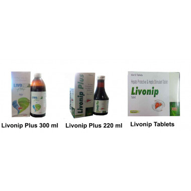 LIVONIP PLUS SYRUP AND CAPSULE