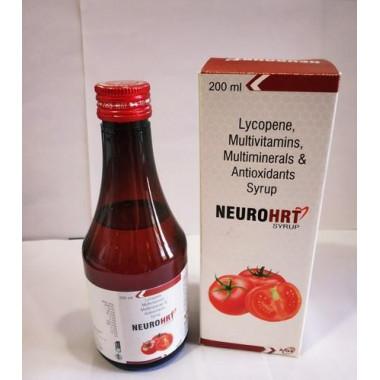 Lycopene Multivitamins Multiminerals Antioxidants Syrup
